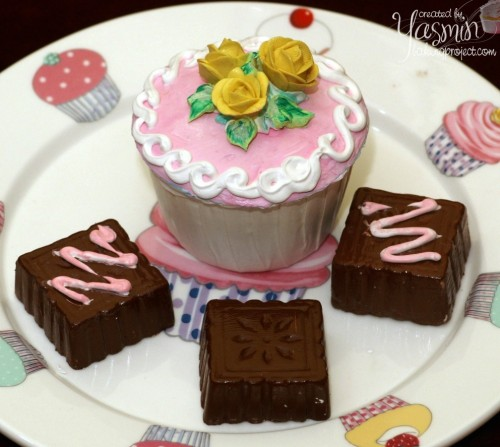 New class in March – faux cake (fake cake)