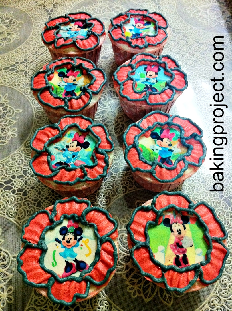 Cake Decorating Solutions Edible Images : Cake decorating with Edible image   BAKING PROJECT