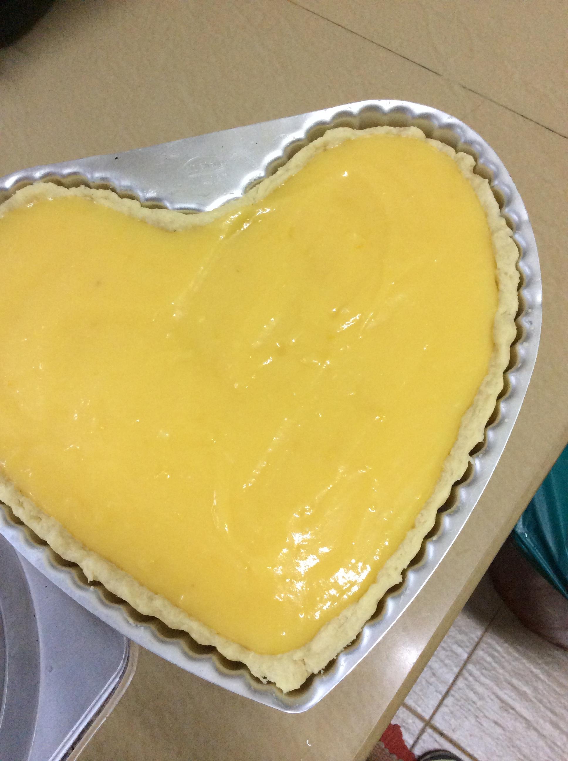 recipe: lemon curd filling for tarts [34]